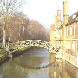 The Mathematical Bridge at