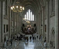 Royal Courts of Justice, the body double for Parliament in films